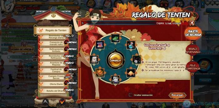 Juego oficial de página de Naruto español200129180222