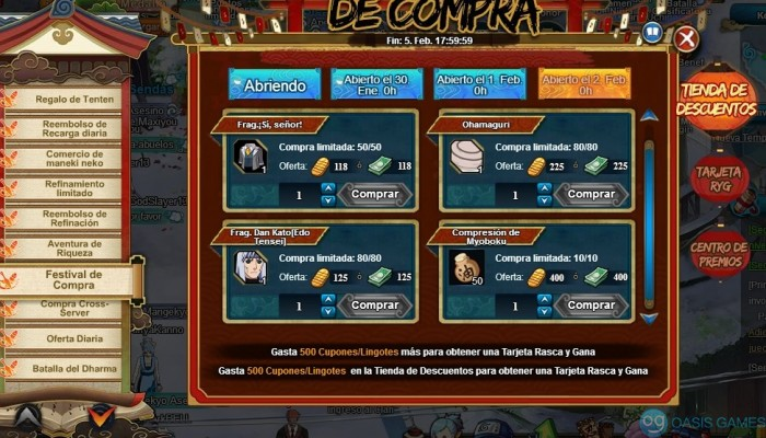 Juego oficial de página de Naruto español200129180711