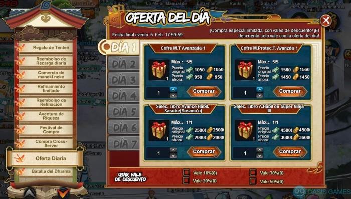 Juego oficial de página de Naruto español200129180618