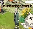 Tsunade Instructora de Avances